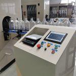 آلة تعبئة السائل الجاذبية الأوتوماتيكية المضادة للتآكل لمطهر قوي 84