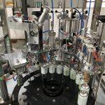 الشركة المصنعة للجهاز ملء رذاذ الطلاء الهباء الجوي