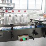 تنظيف السائل ملء آلة زجاجة علبة كرتون