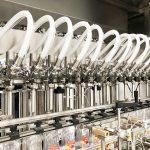 آلة ملء زجاجة غسل الصحون ، آلة تعبئة زجاجة غسل اليد