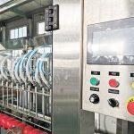 آلة تعبئة السائل المطهر اليدوي التلقائي المطهر حشو