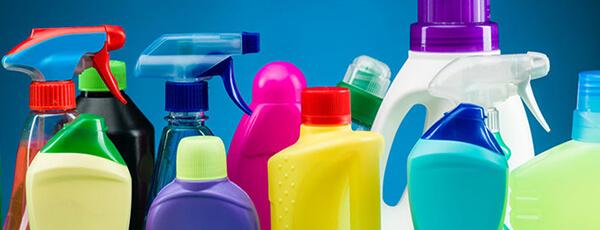 آلات تعبئة منتجات التنظيف المنزلية