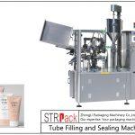 SFS-100 آلة تعبئة وختم الأنبوب البلاستيكي